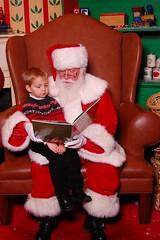 2009 Quinlan's Visit to Santa (janashovlin) Tags: quin
