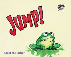 4243190546 29d058783e m Review of the Day: Jump! by Scott M. Fischer