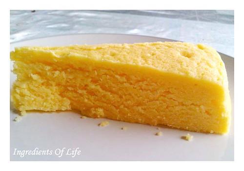 cake keju kukus