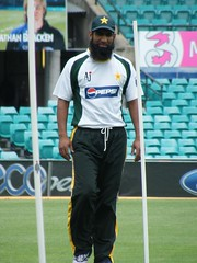 MOHAMMAD YOUSEF (NAPARAZZI) Tags: pakistan cricket mohammad yousef