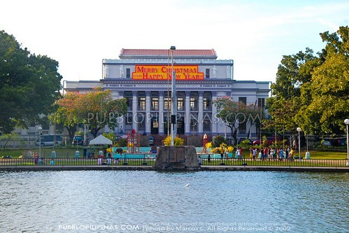 Bacolod Lagoon and Negros Occidental Provincial Capitol