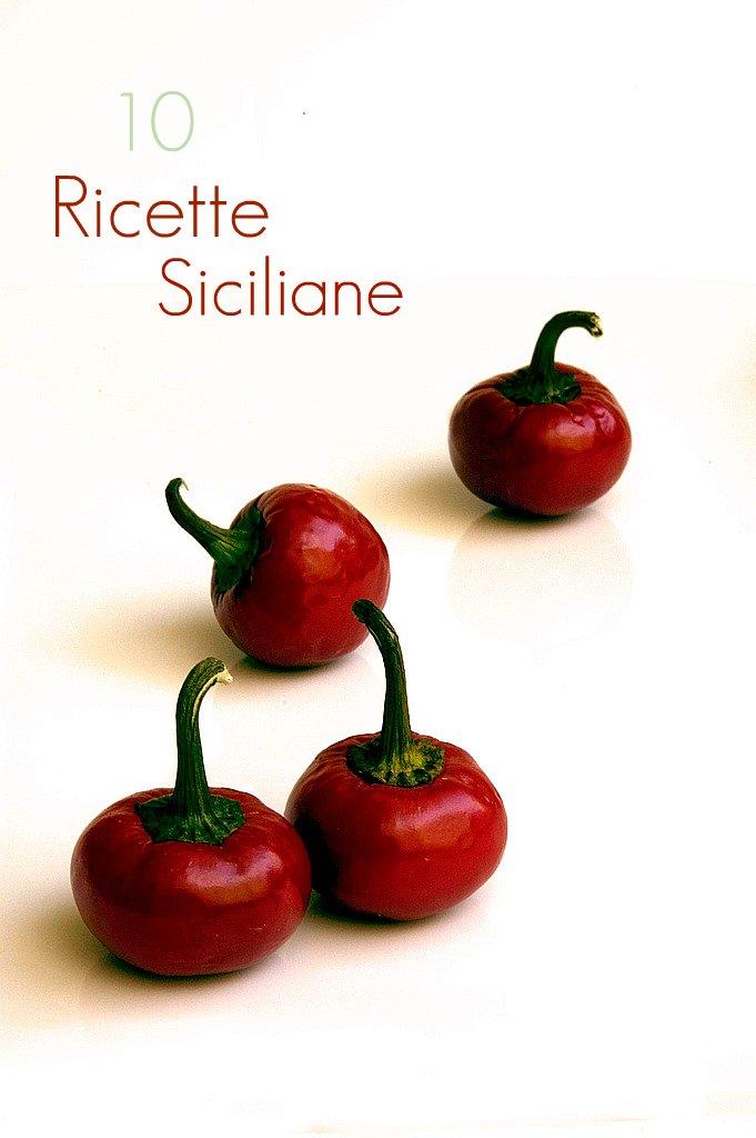 10 Ricette Siciliane