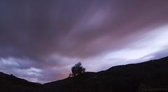 Velocidad del cielo (carloscASTROweb) Tags: sunset sky espaa clouds atardecer spain cielo nubes anochecer axarquia viuela