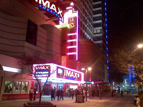 IMAX Theater in Sacramento