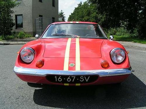 Lotus Europa S2 f 1971
