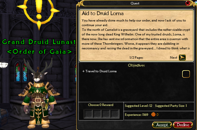 Anglorum / Quest / Aid to Druid Lorna 4253472238_6d873b6b14_o