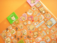 Kawaii Cute San-x Dog Character Iiwaken Stickers Sheet Japan New (Kawaii Japan) Tags: dog cute smile smiling animal japan shop project shopping paper puppy asian happy japanese diy store nice sticker pretty crafts character small creative adorable mini cutie goods collection lindo commercial swap stuff kawaii fancy lovely cuteness supplies stationery goodies collectibles stationary supply craftsupplies niedlich  gentil sanx papeterie atraente cardmaking papelaria grazioso papergoods schreibwaren japanesestore  cawaii japaneseshop stickersheet kawaiigoods fancyshop kawaiistuff kawaiishopping kawaiijapan kawaiistore kawaiishop kawaiishopjapan kawaiijapanese kawaiijapanesestore iiwaken articolidicancelleria