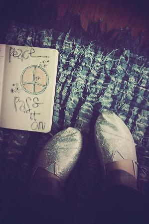 Peace...pass it on!