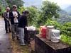 roadside picnic (Linda DV) Tags: travel portrait india canon geotagged 2008 sevensisters arunachal 7sisters arunachalpradesh northeastindia daporijo powershots5is lindadevolder