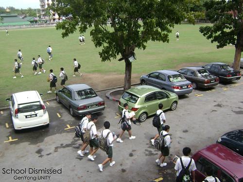 School Dismissed