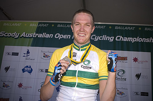 Travis Meyer - Australian Open Road Championships