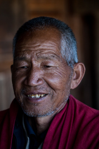 Buddhist Monk (by niklausberger)