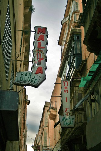 Malita Bar & Lounge in Valletta