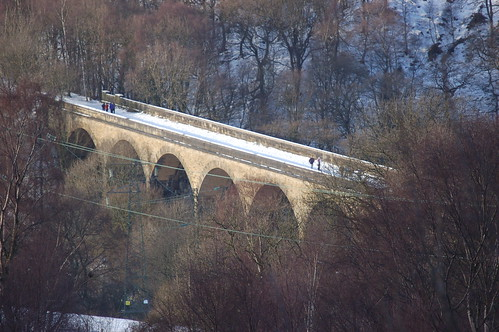 Derwent Valley rail viaduct Jan 10 no 4
