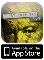 iPayRoadTax.com iPhone app