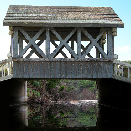BIRD FEEDER CREEK BRIDGE