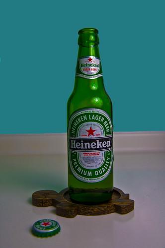 beer glass bottle cap