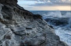 (Rafael Montes) Tags: espaa costa beach la mar spain mediterraneo andalucia granada tropical sez roca rovers rov olympu 1442mm e520 rabita 220posse