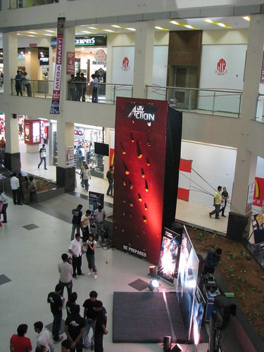 Artificial Climbing Wall Bangalore 4