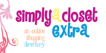 Simply A Closet Extra - online shopping directory