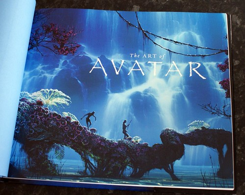 The Art of AVATAR - James Cameron's Epic Adventure - 2