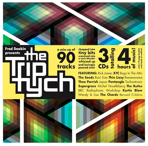 Fred-Triptych