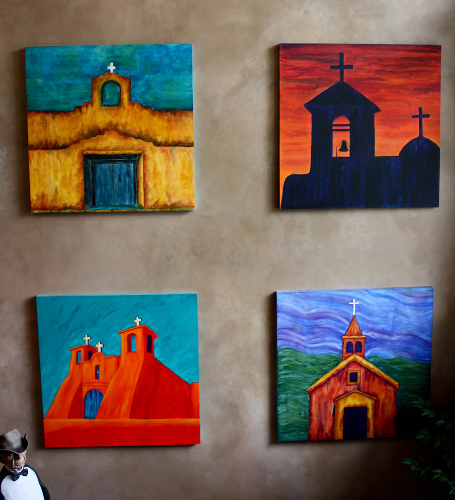 four early paintings