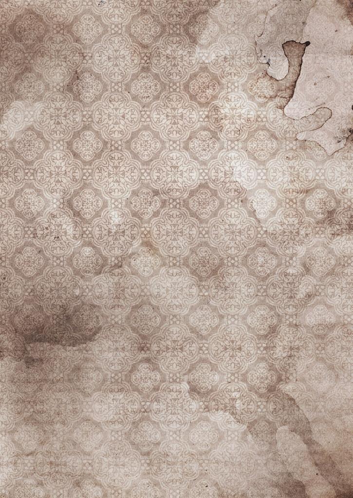 Vinatge Wallpaper Texture - 5