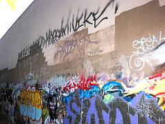 20+ Feet in the air. (SKIRT CHASER ONER) Tags: chicago graffiti morgan amuse smeero vikenswb