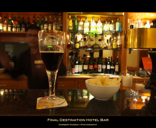 Final Destination Hotel Bar