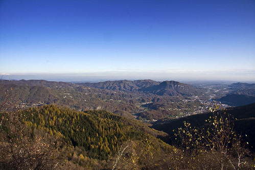 Sesia Valley from Monte Tovo #2