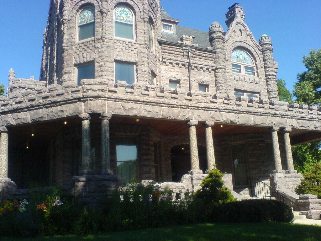 Peirce Mansion 1890 Sioux City