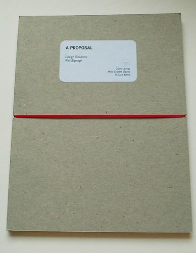 signage book