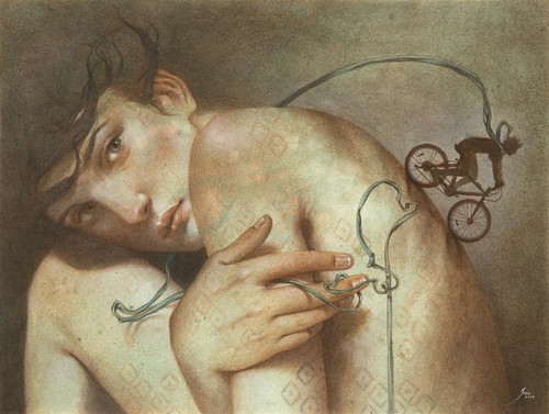Tran Nguyen - What The World Doesn't Know / Thinkspace Gallery