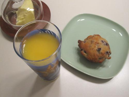 Muffin, OJ