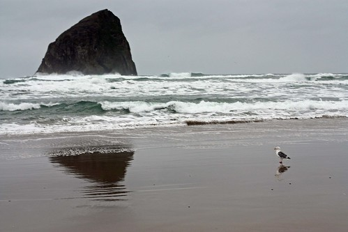 "The ""other"" Haystack Rock"