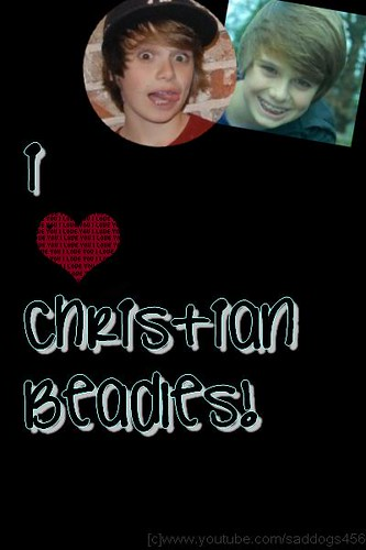 caitlin beadles and christian beadles. i Love CHRISTIAN BEADLES