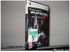 Splinter Cell Conviction (Preco) - 02