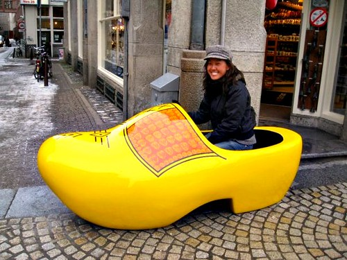 Amsterdam_Dutch Clog