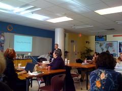 Brian Smith's session at educon