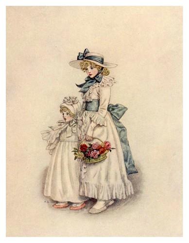 001-Hermanas-Kate Greenaway 1905- Marion Spielmann y George Layard