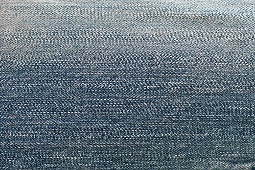 Texture: Blue jeans