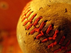 (Kelsey Tea) Tags: baseball stiches