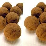 トリュフチョコ truffe chocolat (parallel 3D) thumbnail