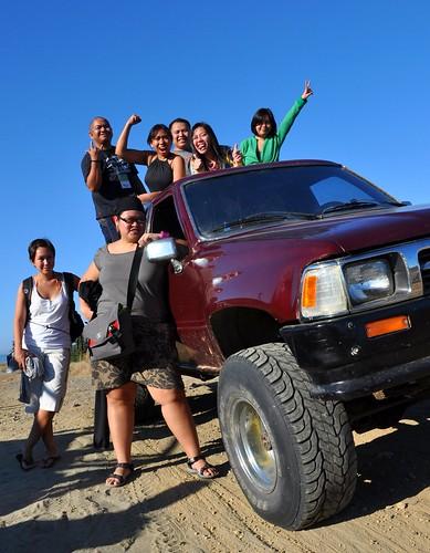 the laoag sand dunes survivors