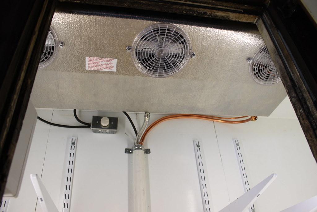 Evaporator Fans