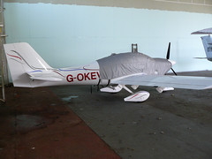 G-OKEV