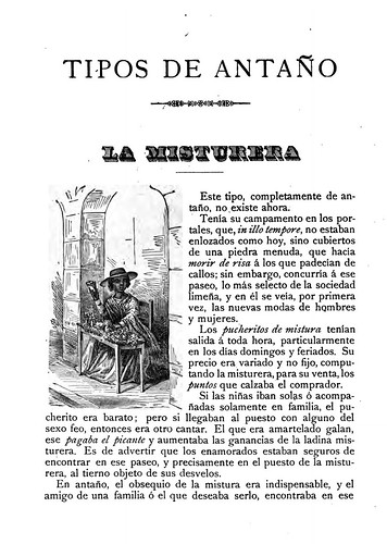 022-La misturera-Lima Antigua 1890-Carlos Prince