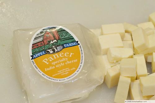 Paneer (Indian Cheese)