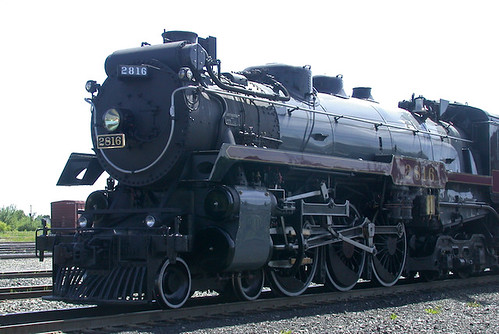 CPR #2816 at Smiths Falls (2004)
